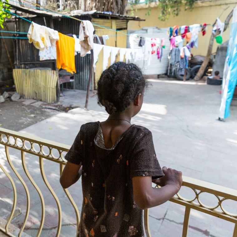 Inside one of the women's safe shelters tackling gender-based violence in Ethiopia