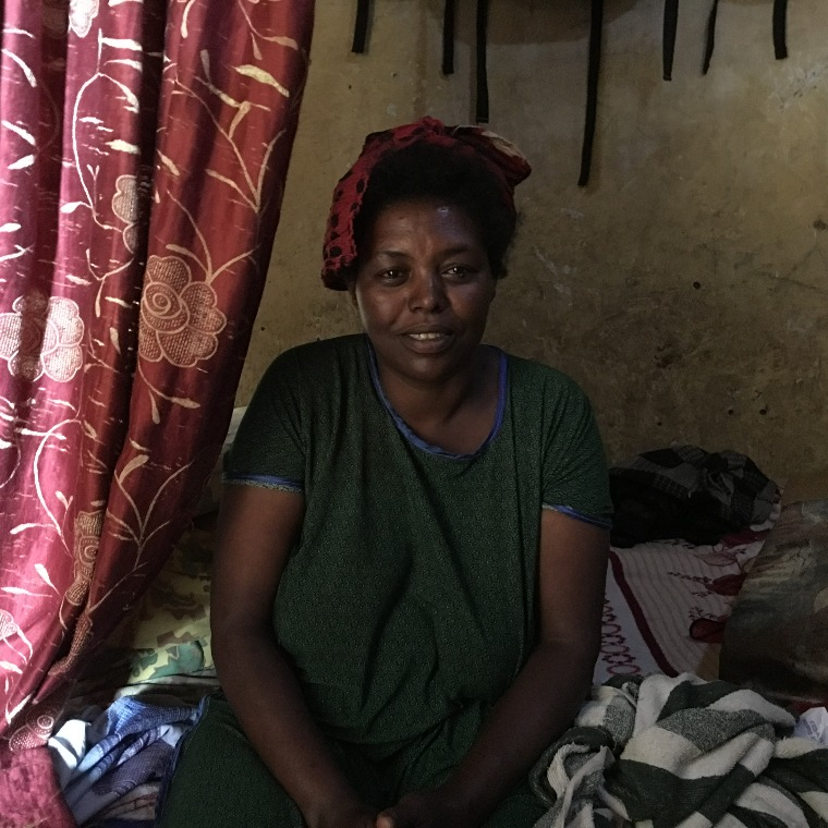 For cancer patients like Azeb, there is huge need for hospice and palliative care in Ethiopia