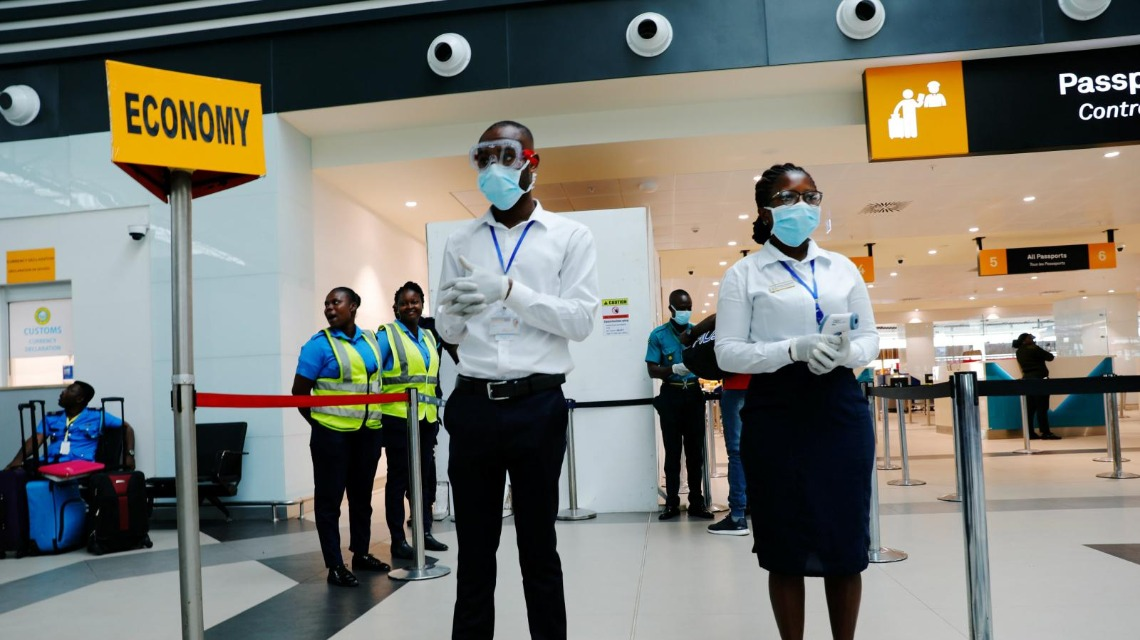 Ethiopian airports on high alert in wake of coronavirus