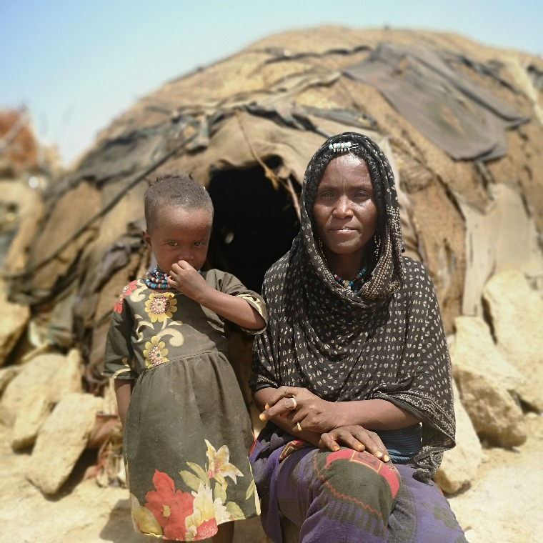 Aisha believed FGM in Ethiopia was a normal part of life