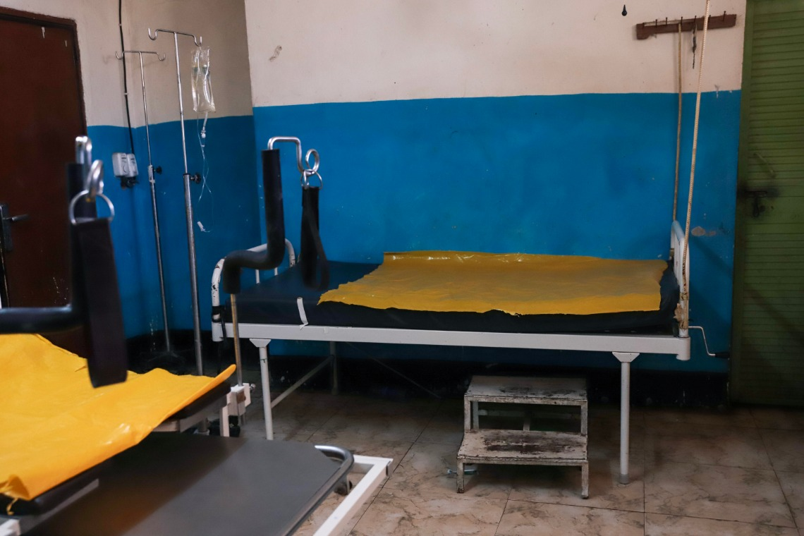 Ethiopia has shortages in doctors, medicines and intensive care units even before COVID-19
