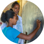 Women and girls' advancement in Ethiopia